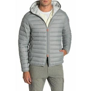 Save the Duck Puffer Front Dual-Way Zip